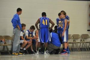 Varsity basketball 2013-14