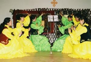 Kazakh Dance